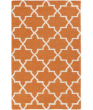 Surya Pollack Keely Orange/White Area Rug