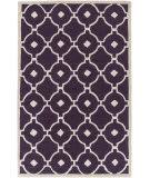 Surya Holden Hazel Purple - Ivory Area Rug