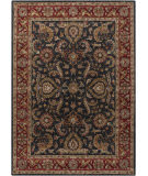 Surya Middleton Georgia Charcoal - Red Area Rug