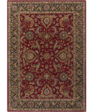 Surya Middleton Georgia Red - Charcoal Area Rug