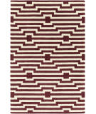 Surya Transit Sawyer Red - Ivory Area Rug