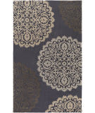 Surya Venus Brooklyn Dark Grey - Brown Area Rug
