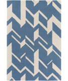 Surya Hilda Annalise Blue - White Area Rug