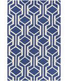 Surya Hilda Gisele Blue - White Area Rug
