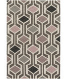 Surya Hilda Gisele Light Pink - Mauve Multi Area Rug
