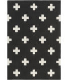 Surya Hilda Monica Black - White Area Rug