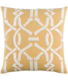 Surya Kingdom Pillow Pandora Yellow - White