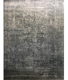 Azad Vintage M-8 Dark Gray - Blue Area Rug