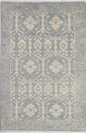 Bashian Artifact A154-Ar103 Slate Area Rug