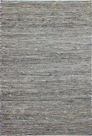 Bashian Natural A159-Bn401 Charcoal Area Rug