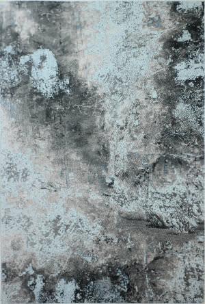 Bashian Amalfi Prs112 Grey Area Rug