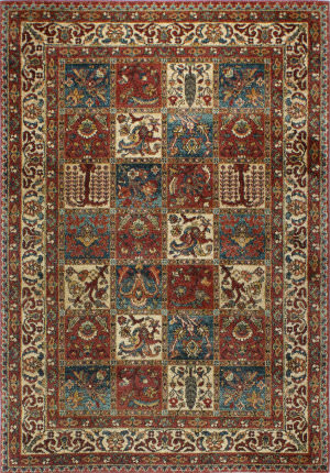 Bashian Buckingham B125-T055 Multi Area Rug