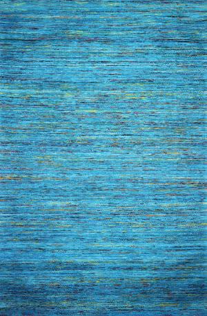 Bashian Spectrum C179-Ch8 Blue - Gold Area Rug