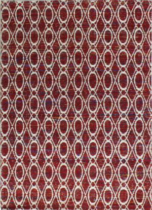 Bashian Spectrum C179-Ch20179 Red Area Rug