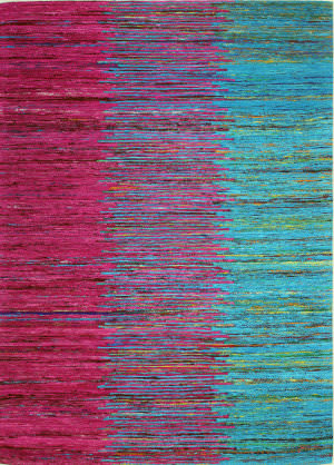Bashian Spectrum C179-H1106 Red - Blue Area Rug
