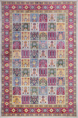 Bashian Charleston C186-Ro35a Multi Area Rug