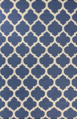 Bashian Hampton D105-Fw8 Blue Area Rug