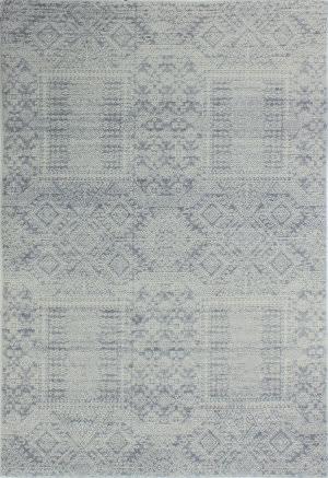 Bashian Everek E110-5398a Silver Area Rug