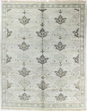 Bashian Vintage I123-Sa115 Slate Area Rug