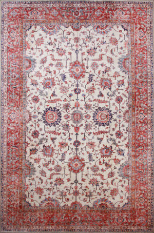Bashian Impressions I166-Nr107 Ivory Area Rug