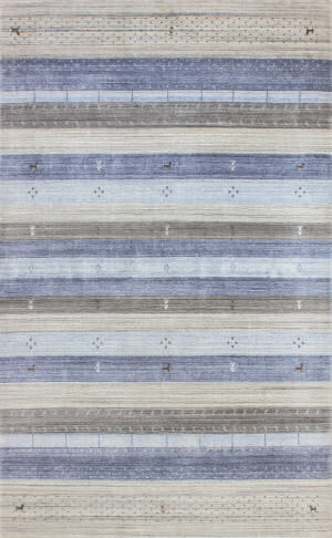 Bashian Terrain Bln10 Light Blue Area Rug