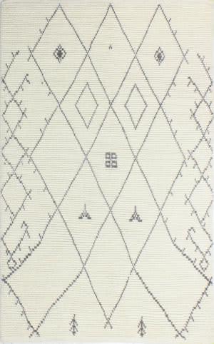 Bashian Marakesh M133-Bn12 Ivory Area Rug