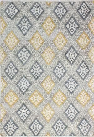 Bashian Noho N113-Ach106 Grey - Gold Area Rug