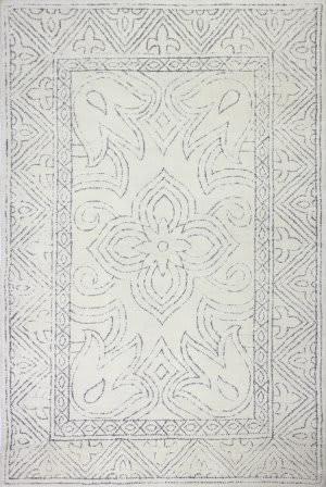 Bashian Venezia R120-Cl130 Ivory-Grey Area Rug
