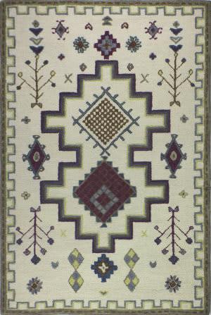 Bashian Rajapur R121-Cal934 Ivory Area Rug