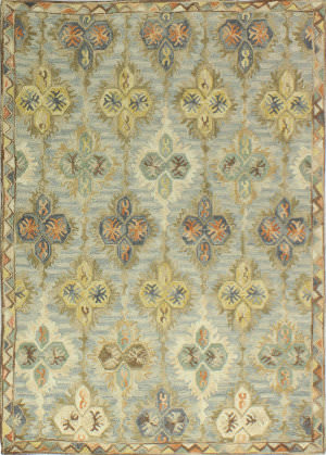 Bashian Rajapur R121-Bn704 Light Blue Area Rug