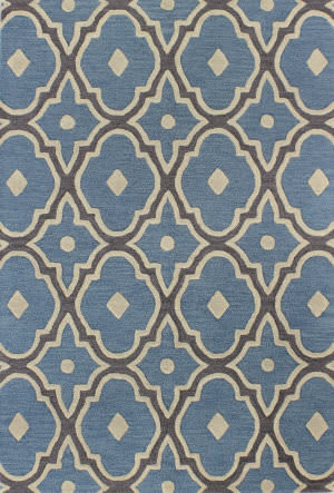 Bashian Rajapur R121-Cal922 Light Blue Area Rug