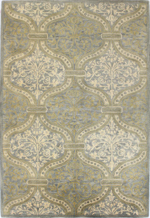 Bashian Rajput R122-Rj140 Light Blue Area Rug