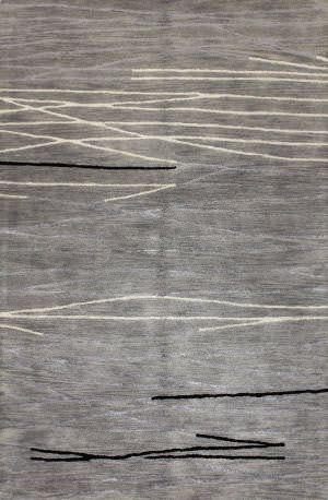 Bashian Greenwich R129-Hg238 Grey Area Rug