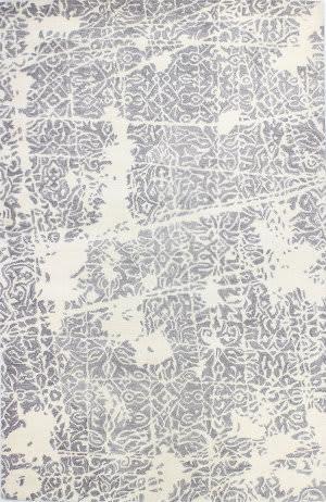 Bashian Greenwich R129-Hg317 Ivory-Grey Area Rug