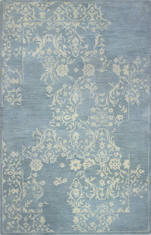 Bashian Greenwich R129-Hg314 Light Blue Area Rug