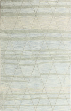 Bashian Greenwich R129-Hg323 Light Blue Area Rug