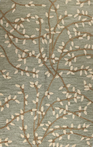 Bashian Verona R130-Lc107 Light Green Area Rug