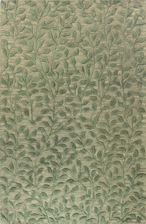 Bashian Verona R130-Lc139 Light Green Area Rug
