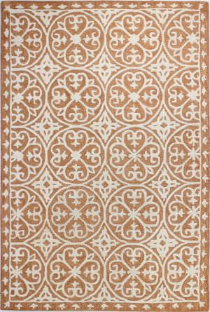 Bashian Verona R130-Lc157 Spice Area Rug