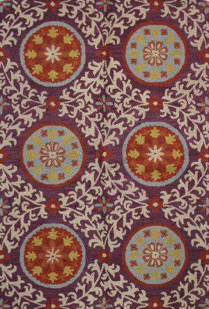 Bashian Valencia R131-Bal142 Lilac Area Rug