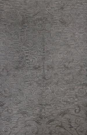 Bashian Westwood R135-Lcv101 Grey - Grey Area Rug
