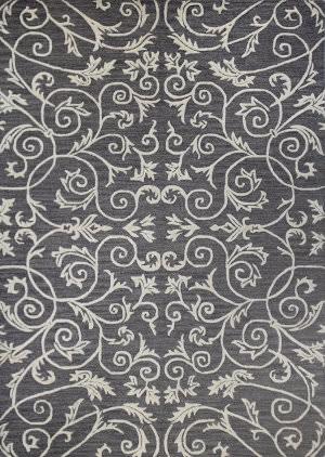 Bashian Westwood R135-Lcv101 Grey - Ivory Area Rug