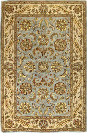 Bashian Newbury S169-Trs115 Light Blue Area Rug