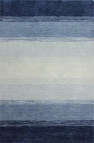 Bashian Contempo S176-Alm95 Blue Area Rug