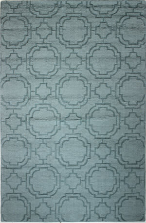 Bashian Soho S176-6-110 Light Blue Area Rug