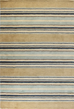 Bashian Contempo S176-Alm101 Light Blue Area Rug