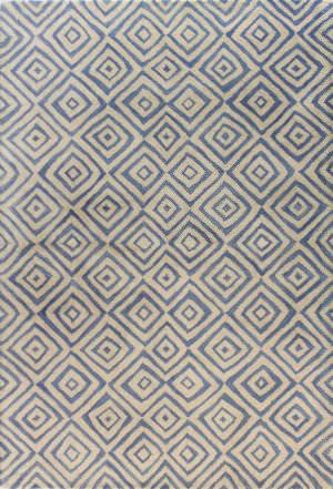 Bashian Chelsea S185-St230 Ivory - Blue Area Rug