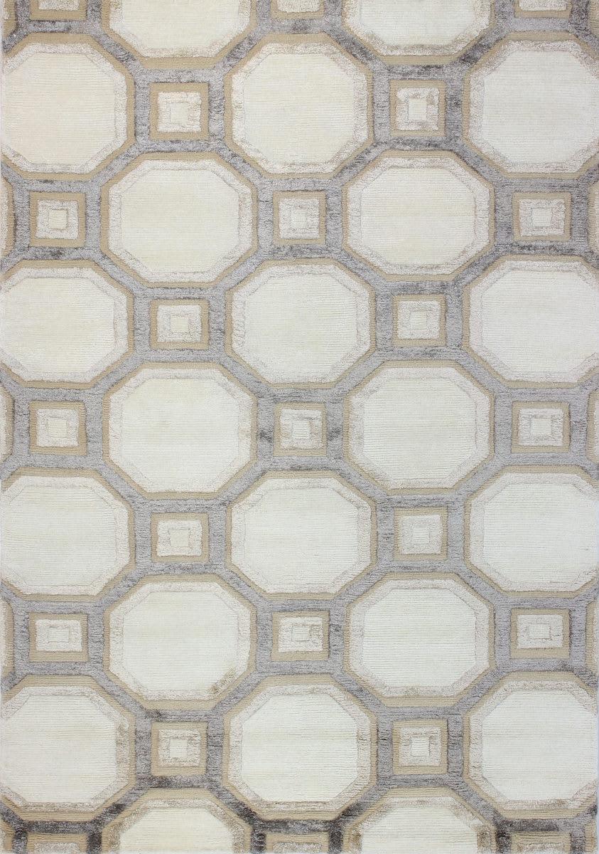 Bashian Tribeca A148 Wv109 Ivory Area Rug 159223