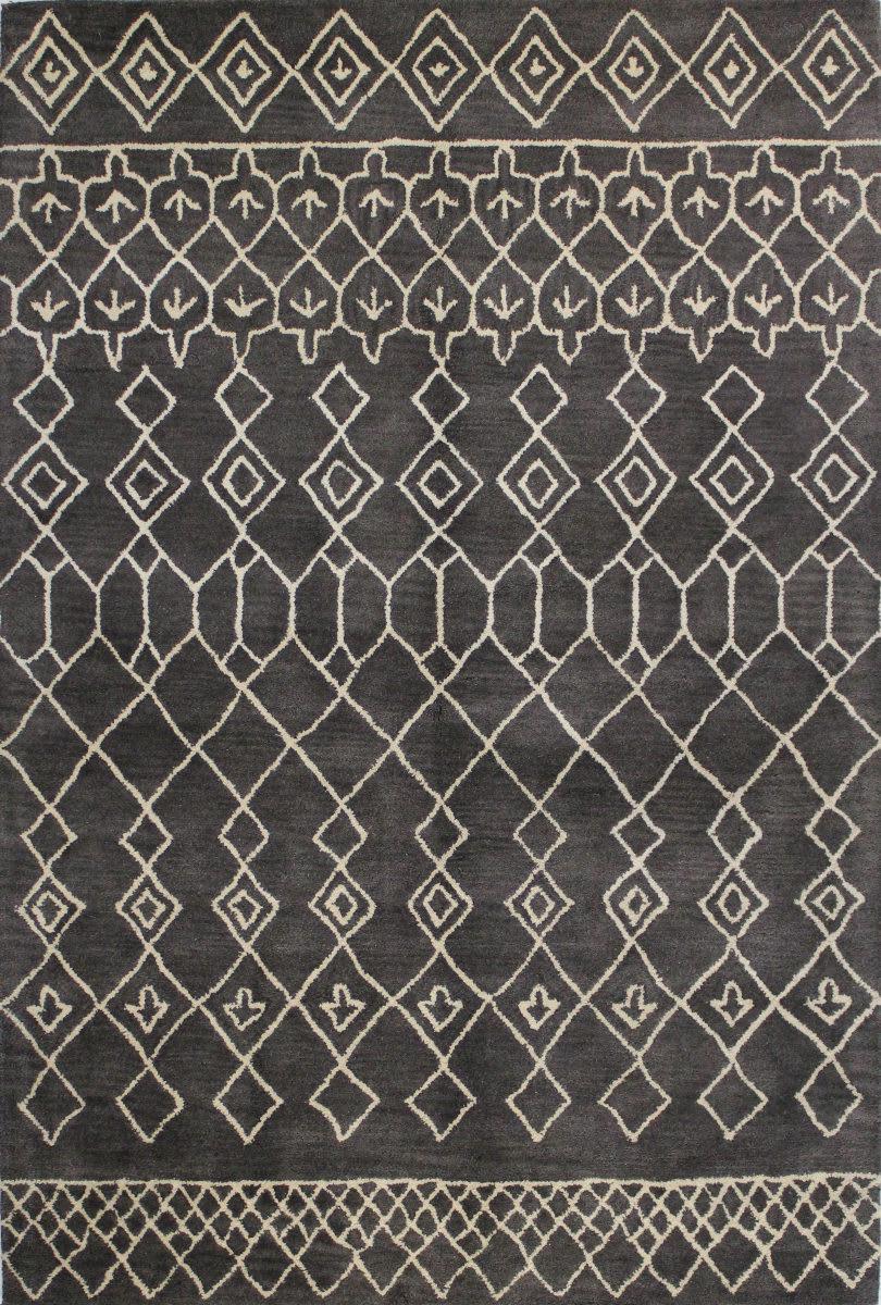 Bashian Chelsea S185 St258 Charcoal Rug Studio