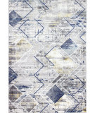 Bashian Barcelona B127-Bh123 Grey - Blue Area Rug